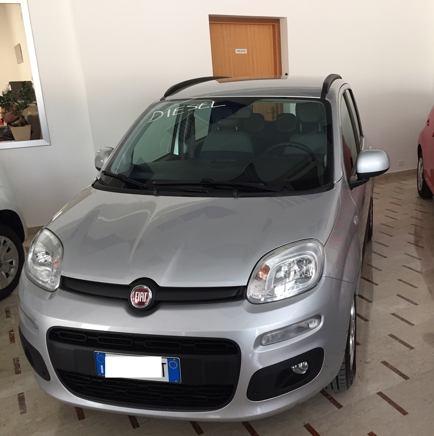 fiat panda lounge 1 3 mjet 95cv auto expo mazara. Black Bedroom Furniture Sets. Home Design Ideas